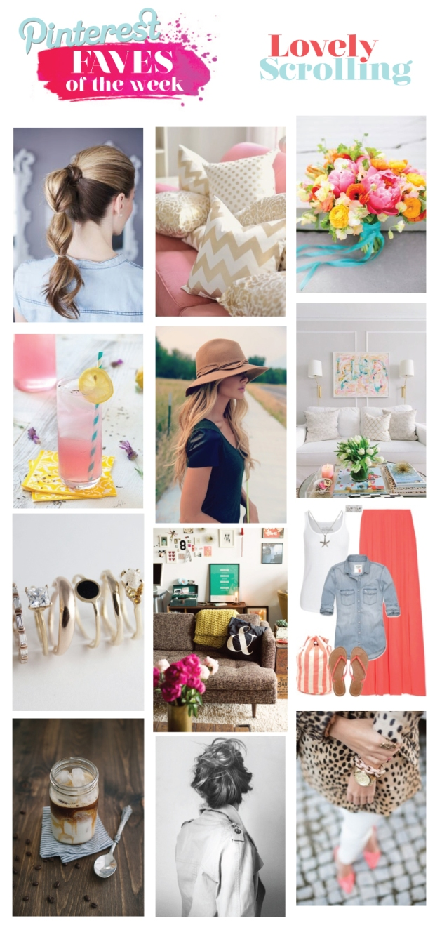Pinterest Faves!